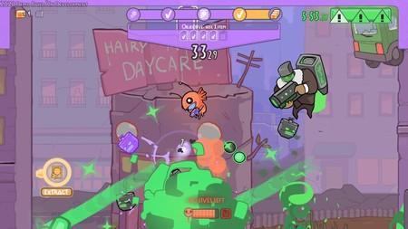 ¿No puedes esperar por Alien Hominid Invasion? The Behemoth te pone en bandeja ¡tres horazas de gameplay comentado!