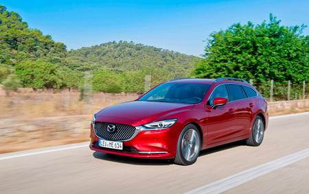 Mazda6 2019 Top Safety Pick+