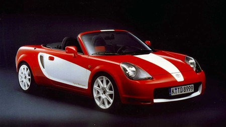 Toyota Mr2 Competition 2001
