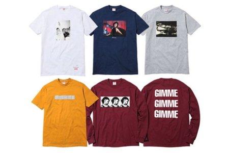 Camisetas de David Lynch para Supreme