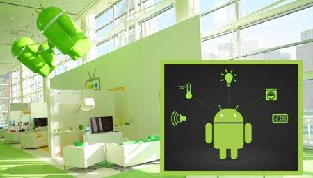 Android@Home, la domótica futura de Google