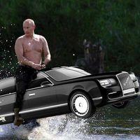 Duelo de titanes: la nueva limusina de Putin ya está lista para enfrentarse a 'La Bestia' de Trump