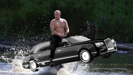 Putin limo