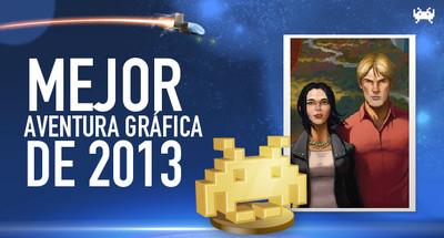 Mejor aventura gráfica de 2013 según los lectores de VidaExtra: Broken Sword 5 la Maldición de la Serpiente