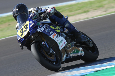 Copa Yamaha R1 03