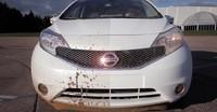 Nissan presenta una superpintura capaz de conseguir que nuestro coche esté siempre limpio