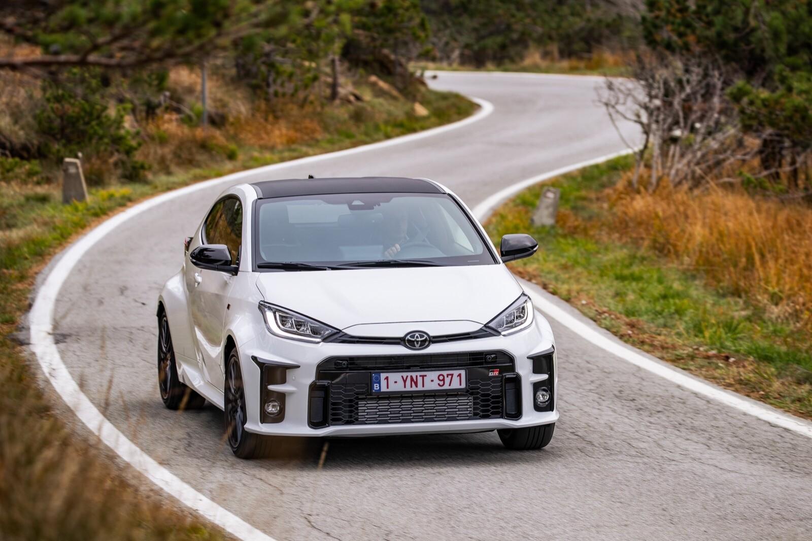 Foto de Toyota GR Yaris (Presentación)q (146/195)