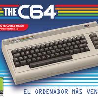 Commodore 64 Mini, un ordenador para nostálgicos con 64 juegos, a su precio más bajo en Amazon: 38,90 euros