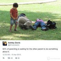 La paternidad y el reparto de tareas