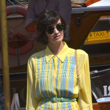 Paz Vega llega al Festival de Venecia con buenas prendas, pero sin brillar como una estrella merece ¿Por qué no logra acertar?