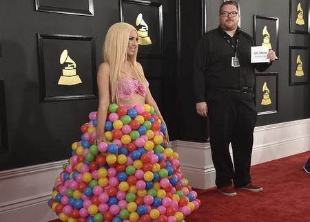 Las peor vestidas en la alfombra roja de los Grammy 2017
