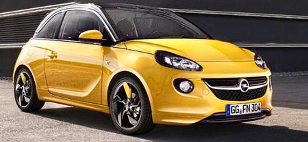 El pequeño Opel Adam ya tiene más de 20.000 pedidos