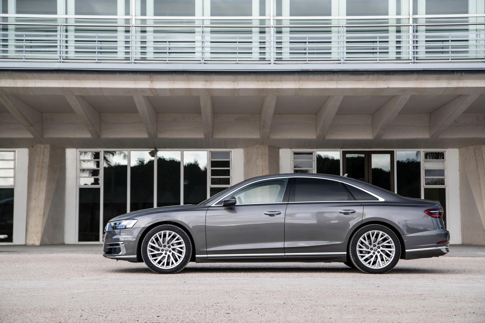 Foto de Audi A8 2018 (presentación) (11/81)