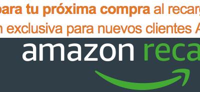 En Amazon puedes conseguir 5 euros de regalo para tu próxima compra al recargar tu cuenta