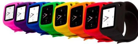 Griffin Slap, tu iPod Nano 6G como reloj