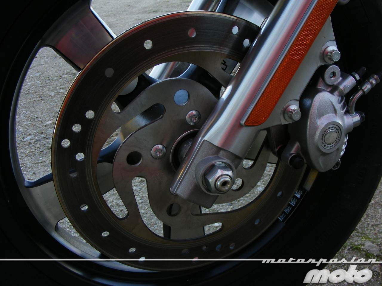 Foto de Harley-Davidson XR 1200CA Custom Limited (46/65)