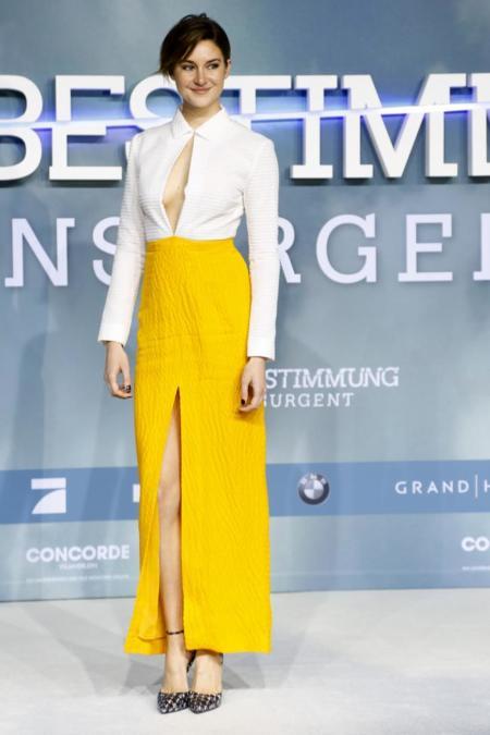 Shailene Woodley Insurgente Berlin Emilia Wickstead (1)