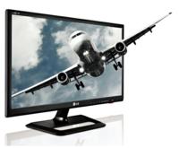 LG DM2752 y M2752, televisor y monitor en 24 pulgadas