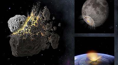 Identificado el asteroide causante de la extinción de los dinosaurios