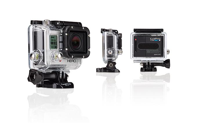 Foto de GoPro HERO 3, nueva cámara de acción en tres versiones (4/5)