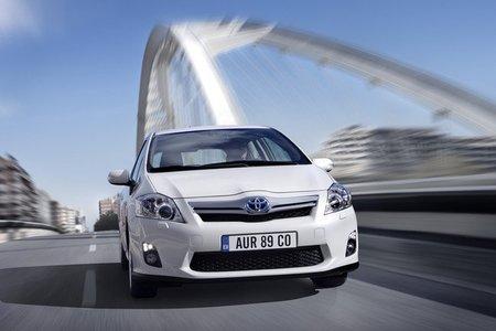 Precios, subvenciones y promociones para el Toyota Auris HSD