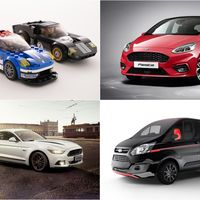 El nuevo Fiesta lidera la ofensiva a cuatro bandas de Ford para 2017
