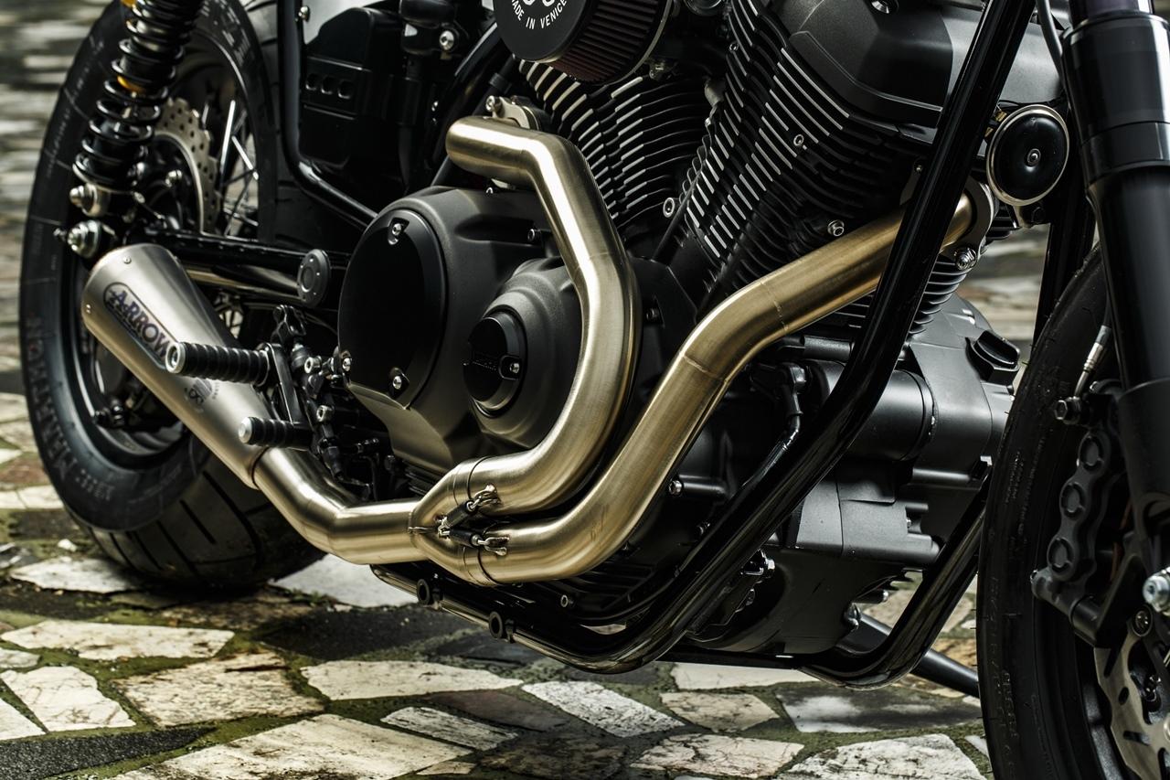 Foto de Yamaha XV950 Speed Iron - Moto di Fierro (10/19)