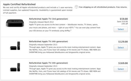 Appletv Refurbished