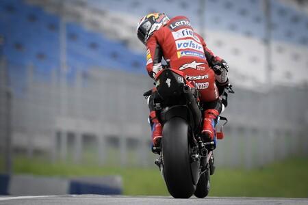 Cómo va a ser el test de Andrea Dovizioso con Aprilia y qué opciones hay de que vuelva a MotoGP en 2021