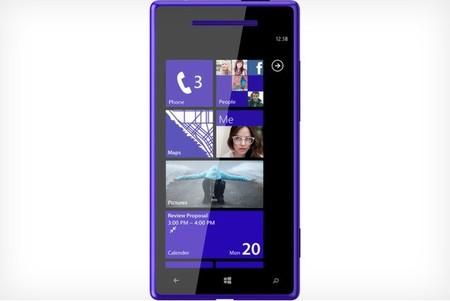 Se filtra imagen del que sería el HTC Accord, uno de los tres taiwaneses esperados con Windows Phone 8