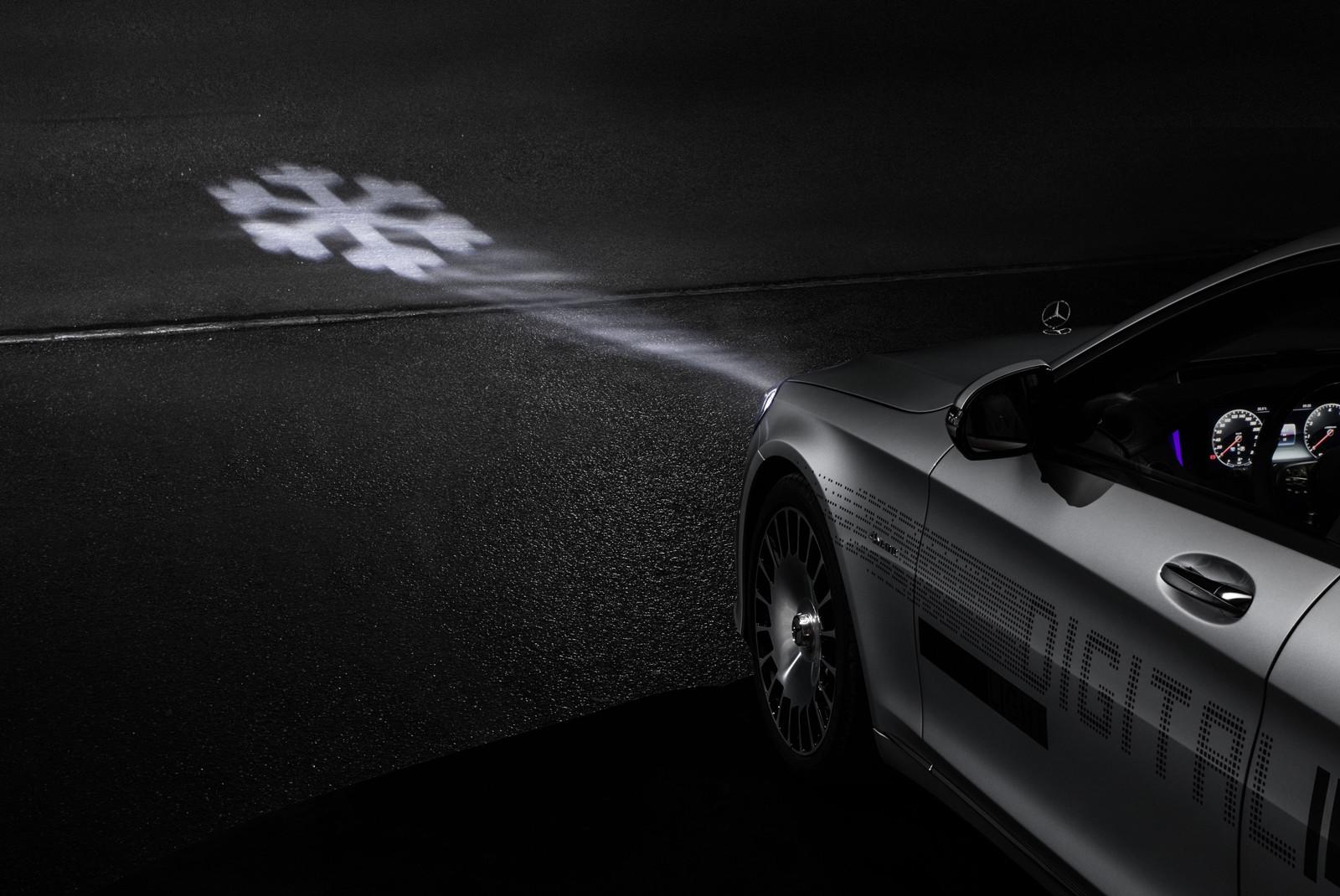 Foto de DIGITAL LIGHT de Mercedes-Benz (4/9)
