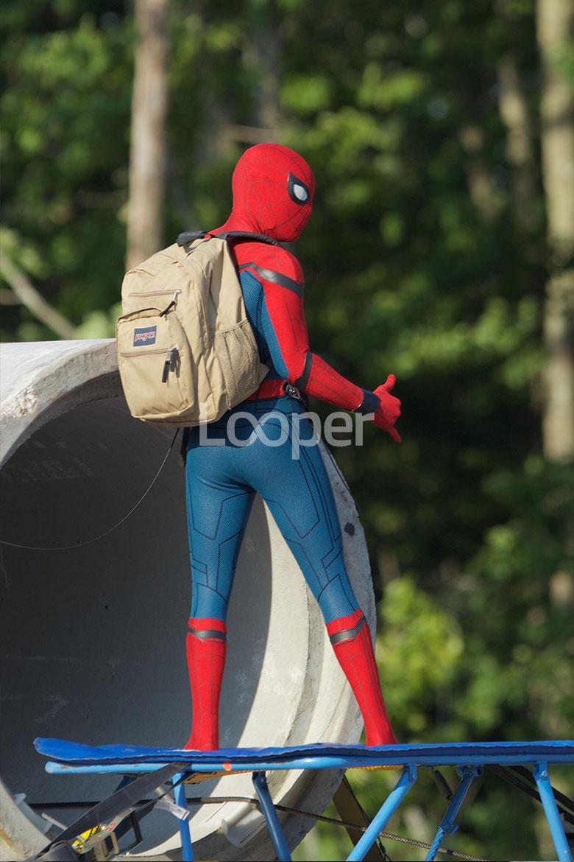Foto de 'Spider-Man: Homecoming', primeras imágenes del rodaje (8/15)
