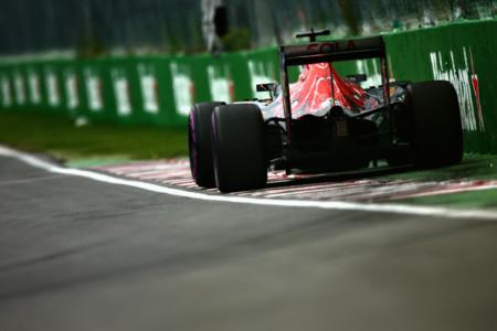 Toro Rosso Muro Canada Carlos 2016