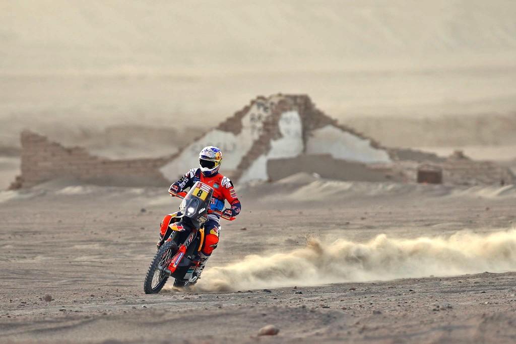 Toby Price Dakar 2018 1