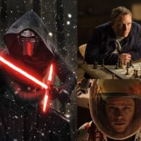 'Star Wars VII', 'Spectre' y 'Marte (The Martian)', los estrenos más esperados hasta final de año
