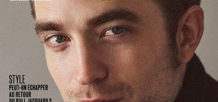 Nos lo dicen y les creemos: Robert Pattinson vuelve a estar de moda con dos portadas al mismo tiempo