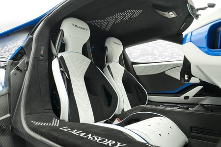 Ford Gt Mansory Le Mansory 009