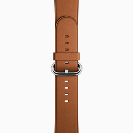 Watch Band Classic Saddlebrown 201509
