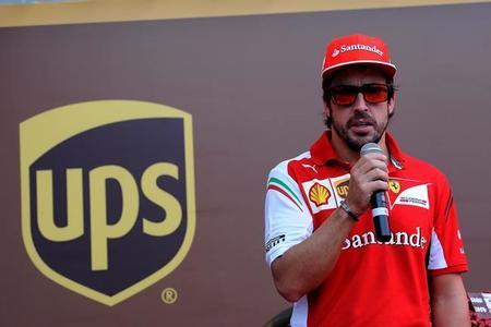 """Fernando Alonso: """"estoy haciendo un año espectacular... pero cada jueves tengo que apagar los focos que vienen de Italia"""""""