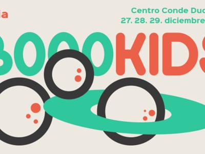 Bookids, la Feria Internacional de Libros Infantiles llega a Madrid