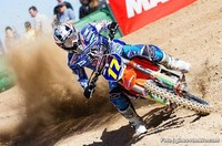 José Antonio Butrón se lleva la victoria en el arranque del Campeonato de España de Motocross 2014
