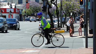 'Idaho Stop', por qué las bicicletas no deben respetar una señal de ALTO