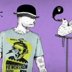 Foto 1 de 6 de la galería nuevas-camisetas-de-pull-and-bear-para-el-verano en Trendencias Lifestyle