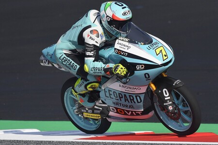 Foggia Austria Moto3 2021