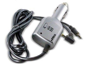 Adaptador y emisor FM de PSP para coche