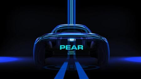 Fisker Project Pear 1