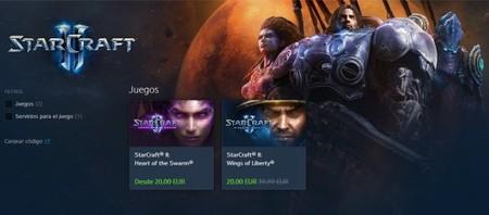 VX en corto: la PS4 sale con funciones desactivadas y ''StarCraft II' está de oferta