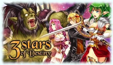 3 Stars of Destiny se estren en Steam con descuento