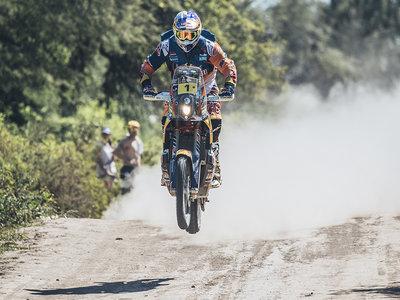 Toby Price gana la segunda etapa del Dakar y se pone lider de la general