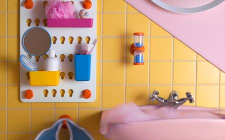 Almacenaje para baño IKEA